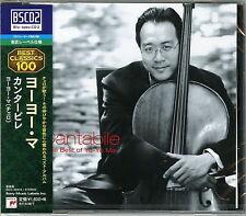 YO-YO MA-CANTABILE-THE BEST OF YO-YO MA--JAPAN BLU-SPEC CD2 D20