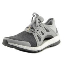 Zapatillas deportivas de mujer adidas de tacón bajo (menos de 2,5 cm) de color principal gris