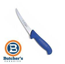 "BUTCHER'S 5"" FDICK BLUE BONING KNIFE (NEW)"