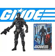 "2020 Hasbro G. I. JOE Classified Series 6"" SNAKE EYES ----IN HAND"