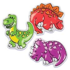 NEW DESIGN CUPCAKE BIRTHDAY CAKE TOPPER BOY DINOSAUR T-REX DINO 3 PIECE