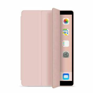 For iPad Air 4 10.9 7th Gen 10.2 Hybrid TPU Flip Stand Folding Folio Case Cover