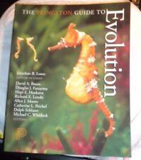 The Princeton Guide to Evolution by Douglas J. Futuyma, Richard E. Lenski, 2017
