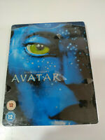 Avatar James Cameron Steelbook - Blu-ray + Extras Español English - AM