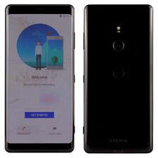 Sony Xperia XZ3 Smartphone 64GB Schwarz Single Sim Gebraucht Vorführware