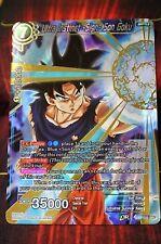 Ultra Instinct -Sign- Son Goku BT3-033 SR Dragon Ball Super Cross Worlds NM/M