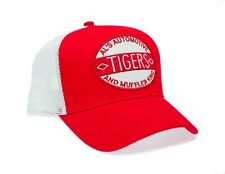Magnum PI Tom Selleck Al's Automotive Tigers Hat Embroidered Patch Cap Cosplay