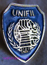 IN15601B - insigne Quick Reaction Force UNIFIL en réduction