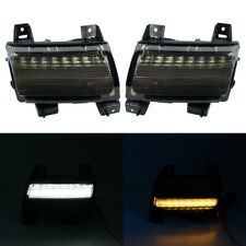 LED Fender Daytime Running Turn Signal Only For Jeep Wrangler JL Sport 18-2020