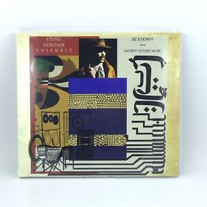Ethnic Heritage Ensemble / Be Known / Ancient Future Music / Audio Music CD NEW