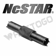 NcSTAR A1 A2 Front Sight Adjustment Tool Rifle 4 5 Prong Steel Compact 223 Rifle