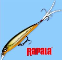 NEW Rapala X-RAP Tennessee Olive Shad Fishing Lure w/ SureSet Hook (XRSS10 TOSD)