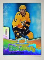 2019-20 Series 2 Rookie Breakouts #RB10 Dante Fabbro /100 - Nashville Predators
