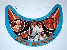 BUCK ROGERS PAPER SUN SHADE HAT VISOR 1979 IMPERIAL USA
