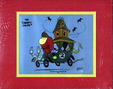 Wacky Races CREEPY COUPE PROFESSIONALLY MATTED PRINT Frame Ready Hanna Barbera