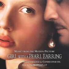 Alexandre Desplat, Girl With A Pearl Earring - Original Motion Picture Score, Go
