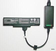 External Laptop Battery Charger for Advent 5401 7111 7203 8315, SQU-524 SQU-528