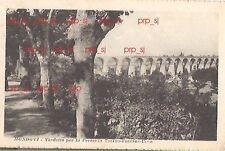 CARTOLINA MONDOVì VIADOTTO FERROVIA TORINO FOSSANO CEVA VIAGGIATA 1916