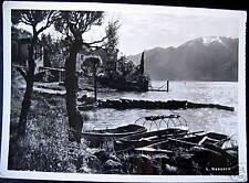 Switzerland~1958 S. NAZZARO TICINO~Fishing Boats ~ RPPC