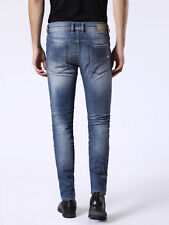 Diesel SLEENKER 0681n W 34 L 32 Slim Fit Denim SKINNY Jeans Prototype