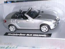 MERCEDES BENZ SLK 350 2005 DE NEW RAY CITY CRUYSER ESCALA 1,43 METAL CON CAJA