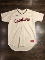 Game Worn Used Virginia Cavaliers UVA Baseball Jersey Size 46 #40