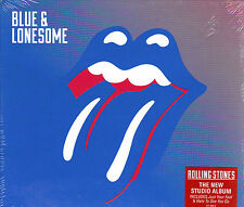 ROLLING STONES Blue & Lonesome CD - New / Sealed - Digipak