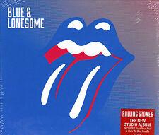 ROLLING STONES Blue & Lonesome CD - New / Sealed - Digipak