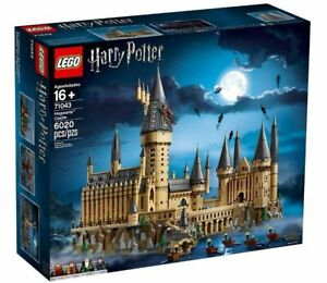 Lego Harry Potter Hogwarts Castle 71043 New with Box