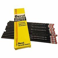 1 Dozen 12 Vintage Berol Electronic Scorer 350 Pencils Brand-New in Box