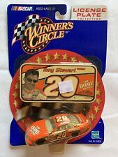 2000 Winner's Circle License Plate Tony Stewart 1:64 Diecast