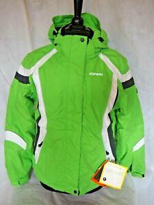 Ice Peak Ladies Tayla Ski Jacket - Green