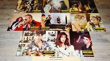 jane birkin  alain bashung NESTOR BURMA ! jeu photos cinema lobby card