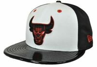 New Era Chicago Bulls Retro 11 Bred Jordan 9FIFTY Snapback 950 Hat NEW