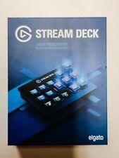 Elgato Stream Deck 15 LCD-Tasten Live Content Creation Controller - NEU & OVP