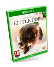 THE DARK PICTURES ANTHOLOGY: LITTLE HOPE XBOX ONE PAL ESPAÑA NUEVO FISICO ESPAÑO