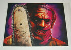 Fright Crate Texas Chainsaw Massacre Leatherface 8x10 Art Print by Max Cave