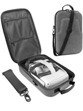 More details for kingmaker hard travel case for oculus quest 2 vr gaming headset controllers...