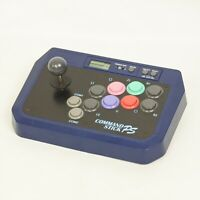 HORI COMMAND STICK PS Fighting Controller PS1 Playstation 2215