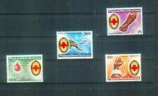 Kompletter Satz Briefmarken aus Papua-Neuguinea, MI 394-397, postfrisch