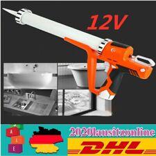 12V Akku Kartuschenpresse  Kartuschenpistole Silikonspritze fürEinhandbedienung