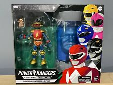 Mighty Morphin Power Rangers Lightning Collection Zordon & Alpha 5 In Hand