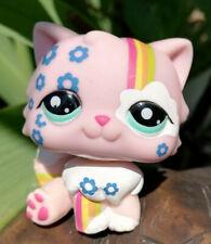 Littlest Pet Shop LPS chat Persan tatoué #1436