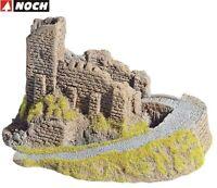 NOCH H0/TT/N 58602 Burgruine 16 x 13 cm, 10 cm hoch - NEU + OVP