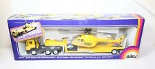 Siku 3719 Ford Cargo With Helicopter ADAC In Its Original Box - Mint Ex Shop
