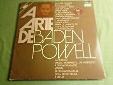A Arte De Baden Powell 2-LP Fontana Stereo 6470 533/4 Brazil