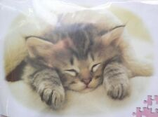 """""""KITTY"""" 108 Piece Jigsaw Puzzle BN Made in Japan"""