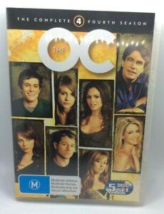 The OC DVD region 4