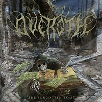 Overoth - The Forgotten Tome [CD]
