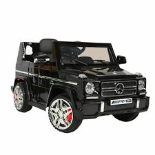 Licensed Mercedes-Benz G65 AMG Kids Electric Ride on Car G55 Children Music Toys